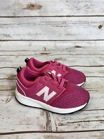 New Balance Infant KA247PPI Slip-On Sneaker Pink Sizes 5 5.5 6.5 Medium NWB