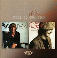 Dion - Inside Job/Only Jesus (CD Used Very Good)
