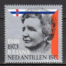 Dutch Antilles - 1973 Silver jubilee Queen Juliana Mi. 272 MNH