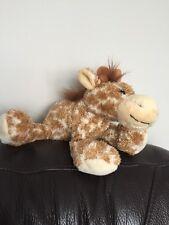 """Anna plush club giraffe jirafa comforter doudou 10"""" soft cuddly toy girafe A2"""