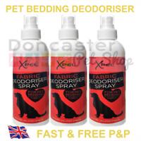 Fabric Deodoriser Spray Pet Bedding & Household Fabric Air Freshener Dog Cat Bed