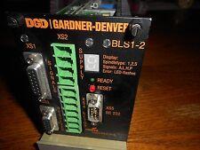 DGD GARDNER DENVER BLS1-2 SERVO CONTROL BLS12