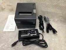 Epson Tm T88v M244a Pos Thermal Receipt Printer Usb