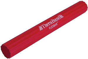TheraBand FlexBar, Tennis Elbow Therapy Bar, Relieve Tendonitis Pain & Improv...