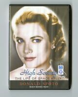 High Society: The Life of Grace Kelly - by Donald Spoto - MP3CD - Audiobook
