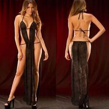 Women Lace Sexy-Lingerie Nightwear Underwear  Babydoll Sleepwear Dress