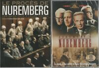 LE PROCES DE NUREMBERG  DOCUMENTAIRES + FILM TRACY, LANCASTER, DIETRICH, WIDMARK