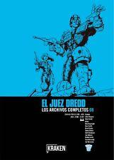 JUEZ DREDD: LOS ARCHIVOS COMPLETOS 08