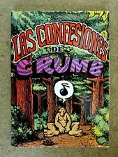 Las Confesiones de Crumb. Pastanaga Ediciones