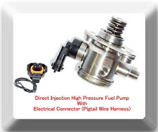 Direct Injection High Pressure  Fuel Pump W/ Connector Fits: Buick Chevrolet GMC