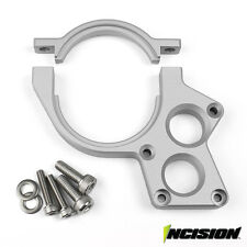 VANQUISH INCISION YETI/RR10 MOTOR PLATE CLEAR ANODIZED AXIAL BOMBER IRC00153