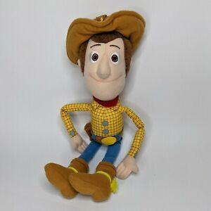 Toy Story 3 Sheriff Woody Plush Doll 46cm Tall Plush Disney Pixar