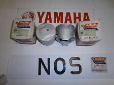 YAMAHA XS500B, TX500A - ENGINE CRANK PISTON STD (PAIR)