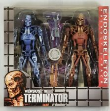 Mip Neca ToysRus Exclusive Terminator Endoskeleton Assault 2 Pack Action Figures