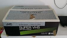 Magnétoscope VHS, SVHS JVC - HR-S4700MS, TELECOMMANDE