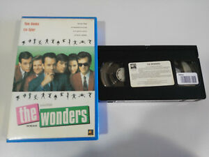 THE WONDERS Tom Hanks Liv Tyler That Thing Yoo Do VHS Nastro Spagnolo