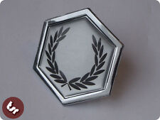 VESPA TSR Horncast Hex Clip Badge PX/LML Laurel Crest