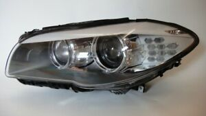 11 12 13 BMW 5 SERIES F10 F11 XENON ADAPTIVE LEFT HEADLIGHT HEADLAMP COMPLETE