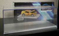 1:43 Dispalay Vitrine Acryl Box Schaukasten Show Case BMW Mercedes Audi Porsche