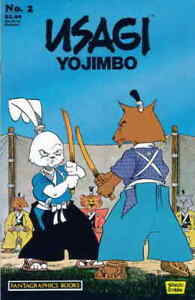 Usagi Yojimbo (Vol. 1) #2 VF/NM; Fantagraphics | save on shipping - details insi