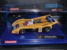 Digital 132 30587 Carrera McLaren M20 No 3 Interserie 74 Auspufflicht  NEU - OVP