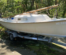 New Listing1973 O'Day Mariner Johnson Outboard Trailer South Harwich, Ma | No Fees/Reserve