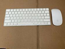 Apple Magic Keyboard 2 + Magic Mouse Bundle Combo A1296 A1644