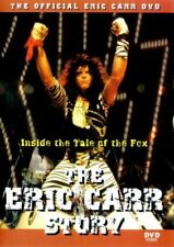 ERIC CARR (INSIDE THE TALE OF THE FOX DVD - SEALED + FREE POST)