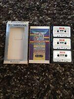 Commodore Vic-20 Cassette 6 Pack Finance, Mortage Calculator, Home Inventory CIB