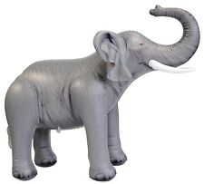 Large  Inflatable Elephant  -  24in.H . Top Quality and Lifelike. Great For Kids