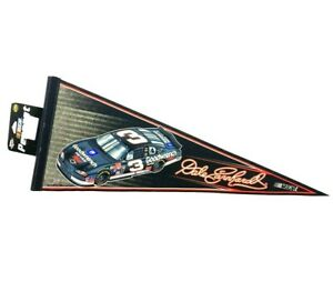 NASCAR Dale Earnhardt 8 Car Racing Pennant 2004 Wincraft Nextel Cup Series 12x30