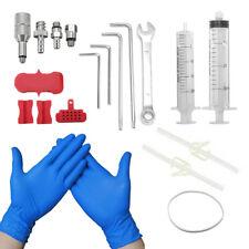Hydraulic Disc Bike Brake Oil Change Bleeding Tool Kit for Tektro & Shimano