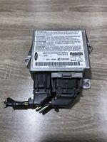 Ford Srs Sensor de Impacto Airbag Centralita Electrónica 4S7T 14B056 AC