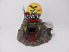 Dept 56 Snow Village Halloween The Cave Club #4025339 D56 New in Box