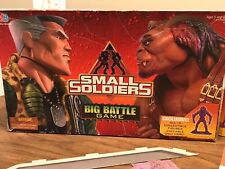 Vintage 1998 Small Soldiers Big Battle Game by Milton Bradley MB. Parts.