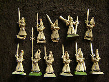 Warhammer High Elves  Sword Masters Hoeth army lot