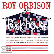 CD ROY ORBISON AT THE ROCK HOUSE THIS KIND OF LOVE DEVIL DOLL YOU'RE MY BABY