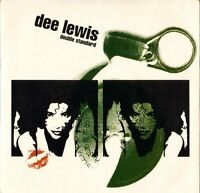 DEE LEWIS double standard DEE 5 uk mercury LP PS EX/EX