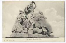 (AH60)  The Albert Memorial, Asia , F.G.O Stuart 871  c1920  - Unused