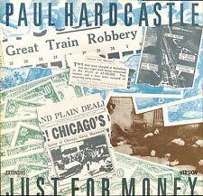 """Paul Hardcastle Just For Money (Extended Version) Chry 4V9 42937 12"""" PROMO"""
