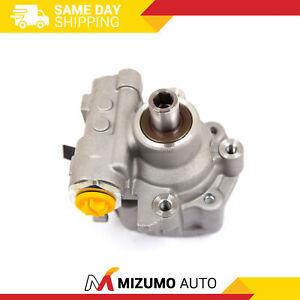 Power Steering Pump Fit 06-09 Hummer H3 3.5L 3.7L DOHC 21-5173