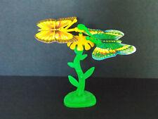 Jouet kinder tourniquet Papillons fleur K01 46 France 2000
