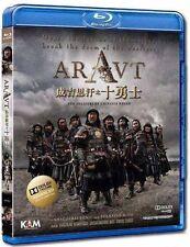 "T. Altanshagai ""ARAVT - The Legend of the Ten"" D. Jolbayar Region A Blu-Ray"