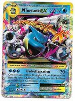 1 Carte Pokemon M TORTANK  EX PV 220 Mega Ultra Rare (22/108) XY 12