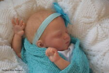 *PBN* YVONNE ETHERIDGE  REBORN BABY GIRL SCULPT YONA 0217 BY CHRISTA GöTZEN