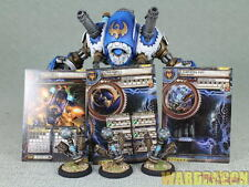 120/30mm Warmachine WDS painted Cygnar Stormwall & Lightning Pods p98