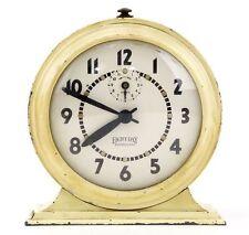 collectible alarm clocks 1930 1969 ebay. Black Bedroom Furniture Sets. Home Design Ideas