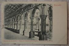 """CPA """" MONREALE - Convento dei Benedettini"""