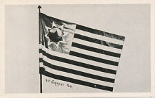 VT *  1st Vermont Flag * ca. 1940 Post Card   State