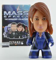 Mass Effect Titans Normandy Collection 3 Inch Vinyl Mini Figure - Ashley